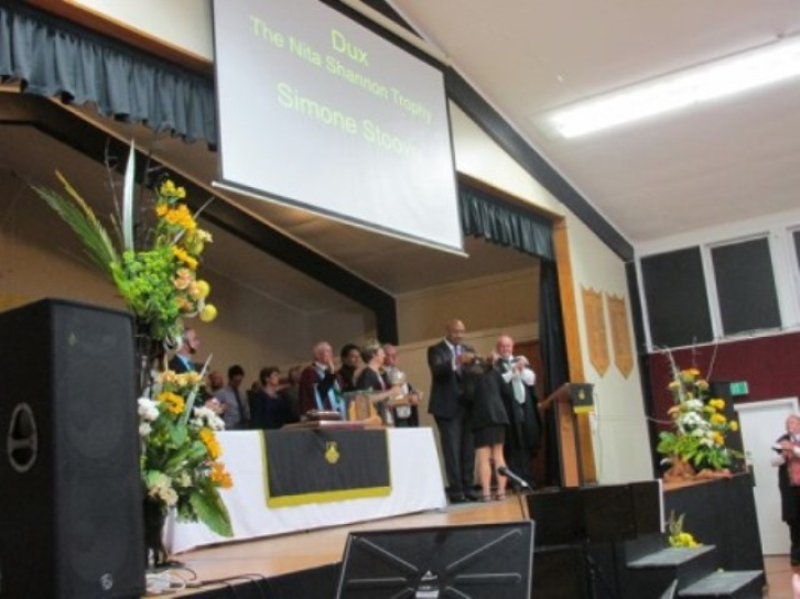 Senior Prize Giving 2015